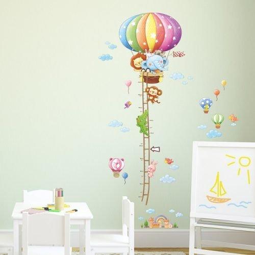 Decowall mjerač visine baloni