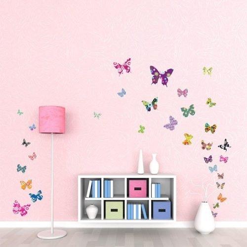 Decowall leptirići