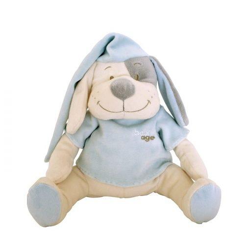 Plišana igračka Doodoo psić plavi