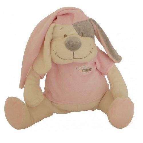 Plišana igračka Doodoo psić rozi