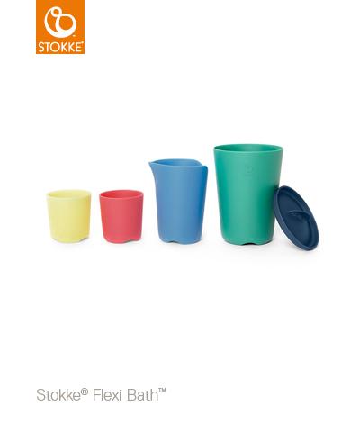 Stokke® Flexi Bath® čašice za kupanje