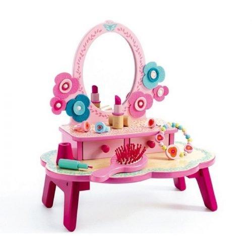 djeco, djeco igračke, stolić za uređivanje Flora