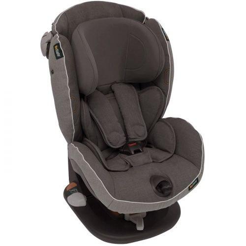 BeSafe autosjedalica iZi Comfort X3 metalic melagne