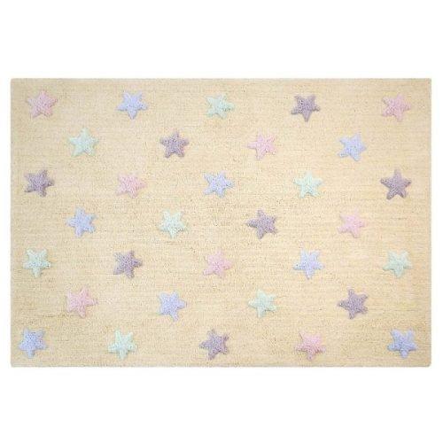 Tepih vanilija/ šarene zvjezdice