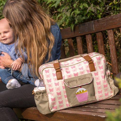 Pink Lining torbe za kolica