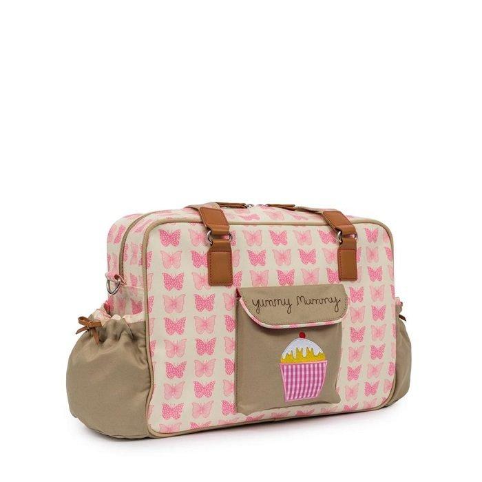 Pink Lining torba leptirići