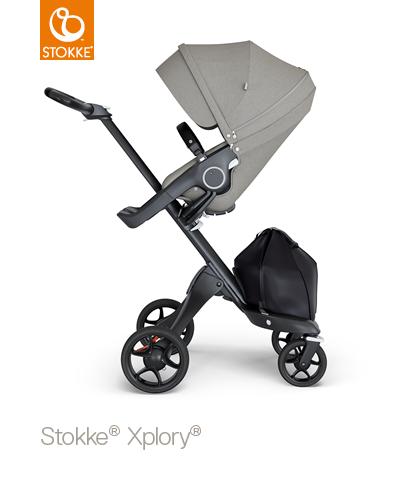 Stokke® Xplory® dječja kolica V6 - brushed grey