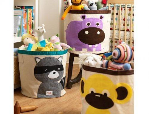 3Sprouts spremnici za igračke i pelene stigli su nam u dućan!