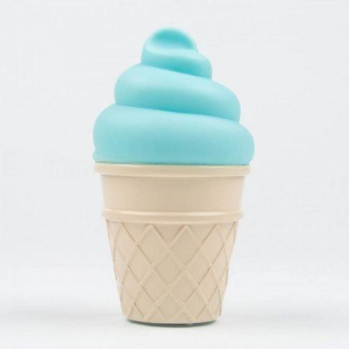 Lampica mini sladoled plavi