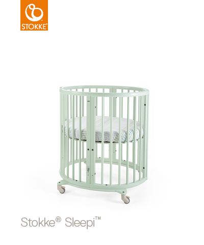 Stokke Sleepi Mini krevetić Mint Green
