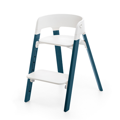 Stokke Steps Midnight Blue-White