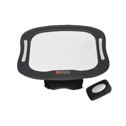 BeSafe ogledalo XL sa svjetlom