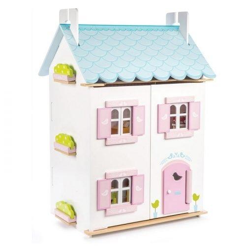 Kućica za lutke Blue Bird Cottage