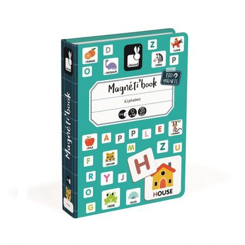 Kutija s magnetima - Abeceda