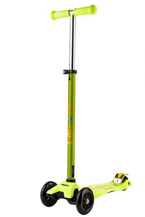 Micro Maxi deluxe romobil žuti