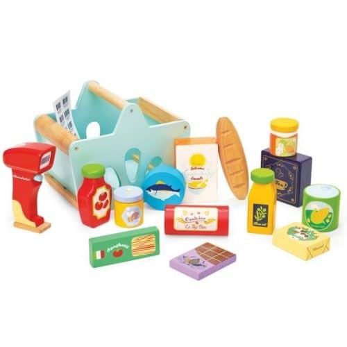 groceries set