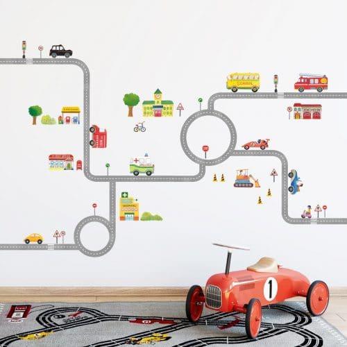 auti i cesta