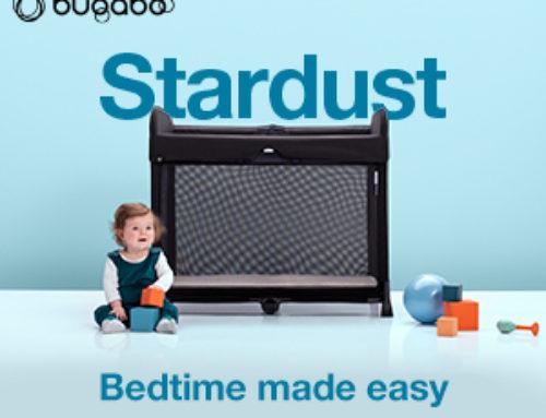 Bugaboo STARDUST putni krevetić