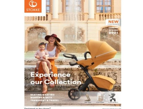 NEW Stokke katalog 2021