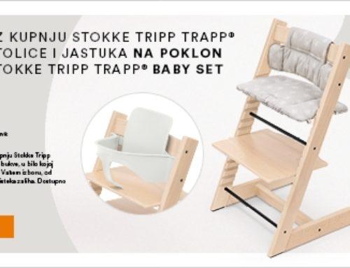 Stokke Tripp Trapp promocija