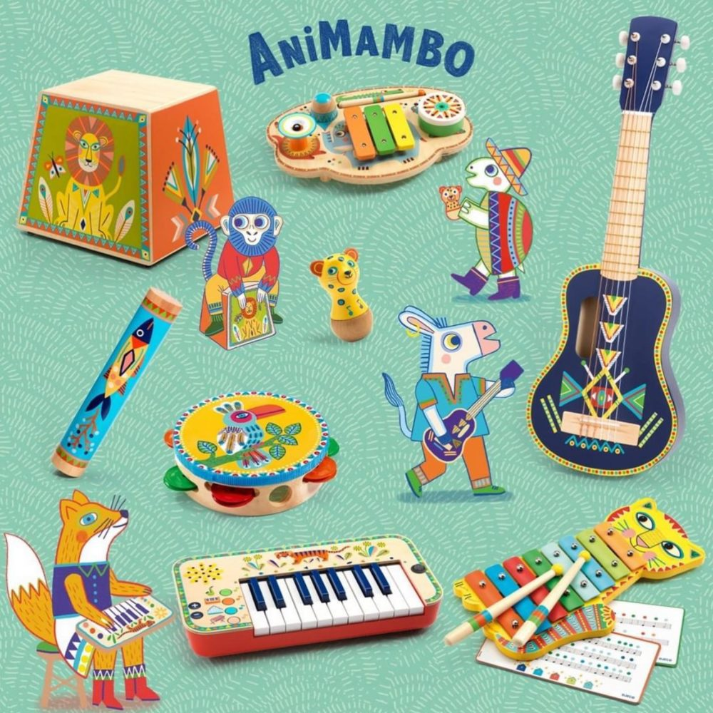 Dječji instrumenti